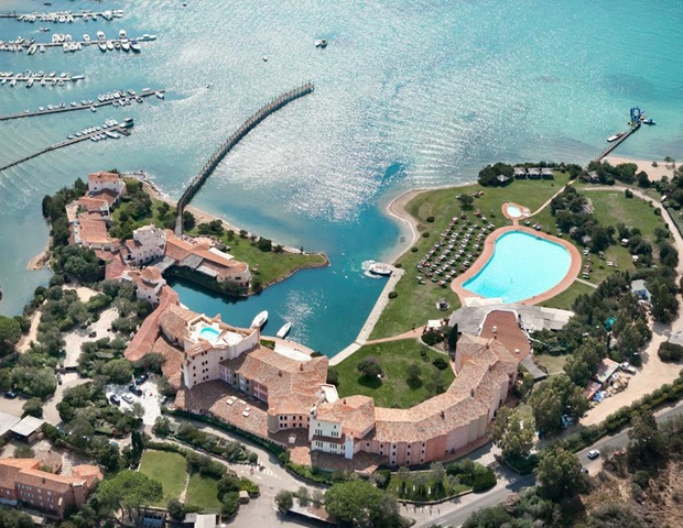 Cala di Volpe, a Luxury Collection Hotel - General View 2