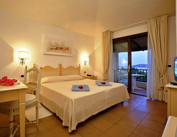 Hotel Stelle Marine - Bedroom