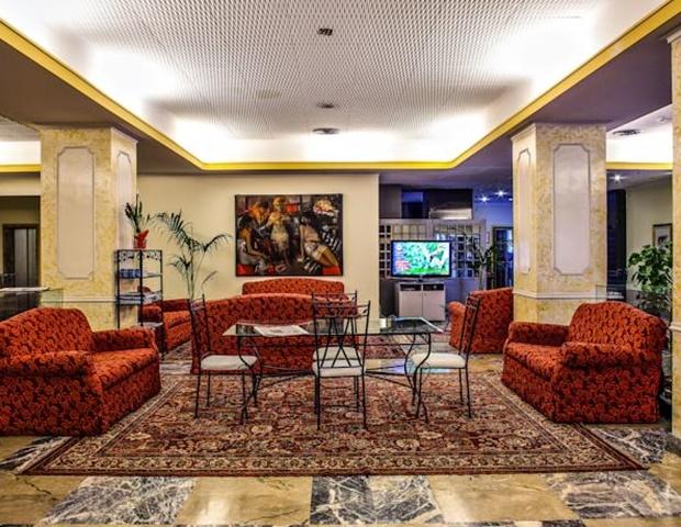 Hotel Grazia Deledda - Hall